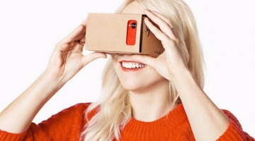 Google Cardboard has shipped 5 million units