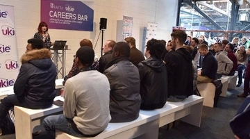 Ukie Careers Bar returns to EGX Rezzed