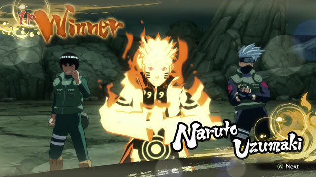 Naruto Shippuden Ultimate Ninja Storm 4 Brings the Furious Anime Fireworks