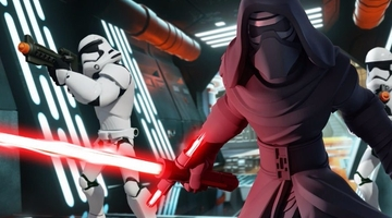 Battlefront licensing revenue a bright spot in Disney's Q1