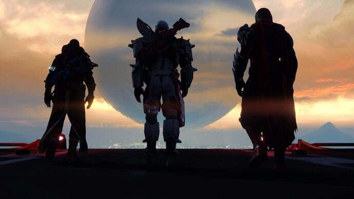 "Destiny sequel due in 2017, ""large expansion"" this year"