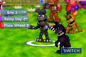 FNaF World is out again, for free this time