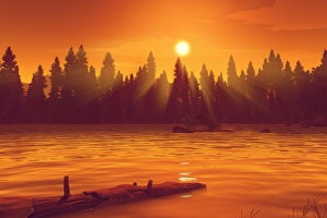 Firewatch players snap amazing in-game photos