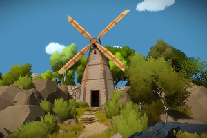 The Witness 100 per cent speedrun world record includes 56 minute wait