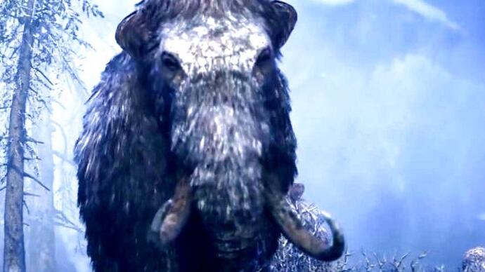Far Cry Primal trailer shows first-person mammothgameplay