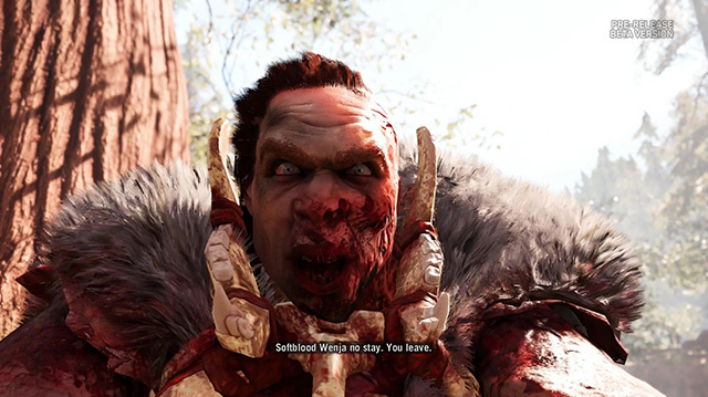 We Defend Our Village in Far Cry Primal Gameplay