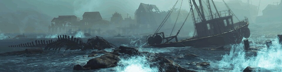 Fallout 4 S Far Harbor Expansion Is Based On A Real Place
