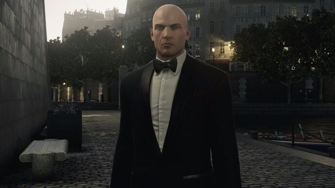 Watch: We play the Hitman beta, badly in somecases