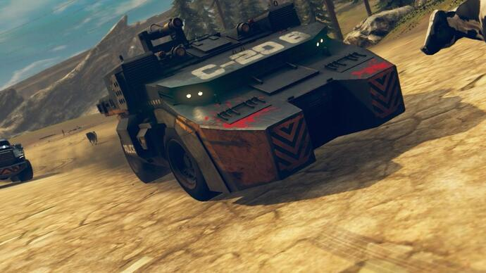 Carmageddon: Max Damage announced for PS4 and Xbox One