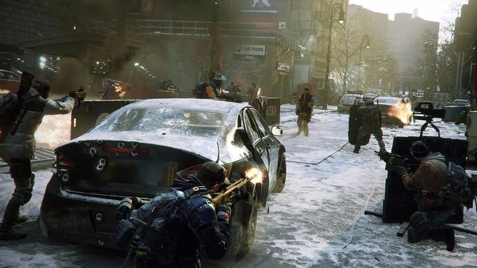 The Division beta sets record with 6.4m players
