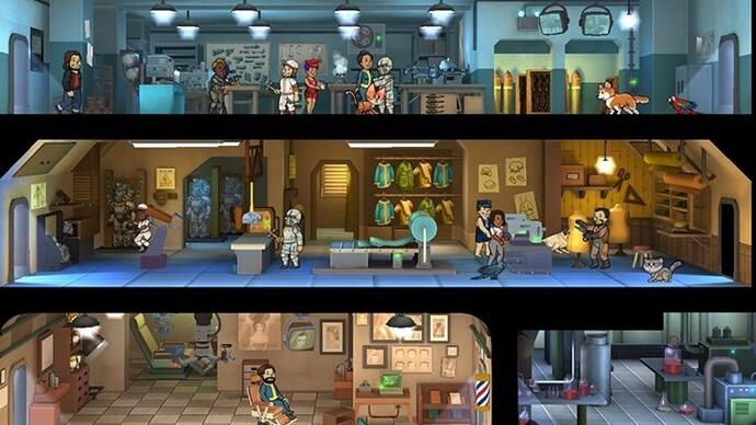 "Fallout Shelter receives its ""biggest update yet"""