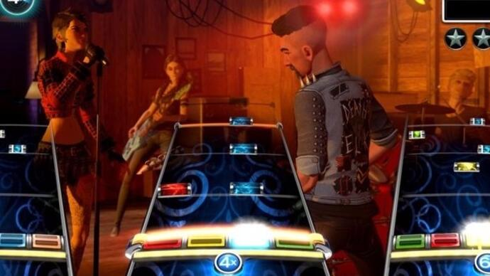 Harmonix launches Fig campaign for Rock Band 4 on PC