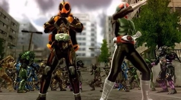 Kamen Rider takes over Japanese charts