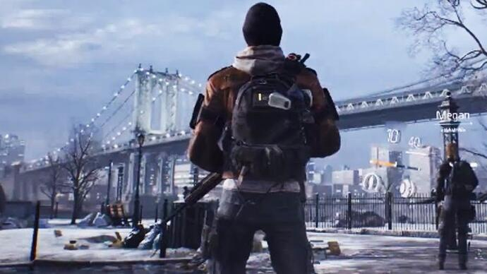The Division to get raids, player-trading via free post-launch updates