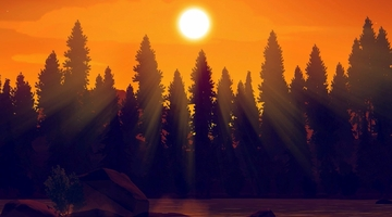 Playing with Firewatch