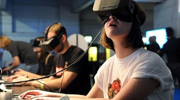 """Oculus VR: Mac support for Rift is """"up to Apple"""""""