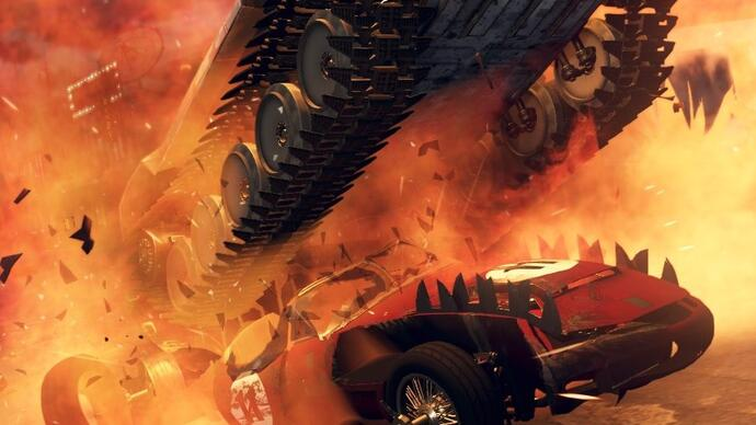 Carmageddon: Max Damage release date wheeled in