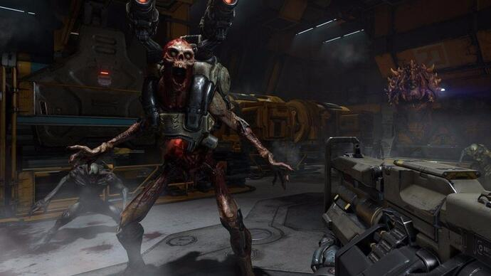 Doom: nuovo trailer e date della closed beta