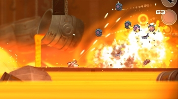 Studio Two Tribes says Rive is its last game