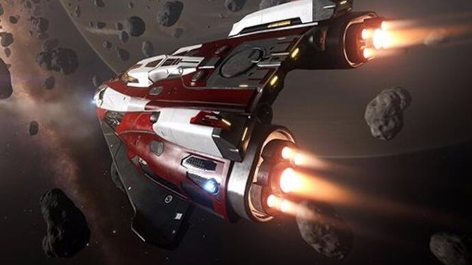 Elite Dangerous official support for Oculus Rift launch confirmed