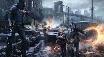 Tom Clancy's The Division claims #1 in the UK