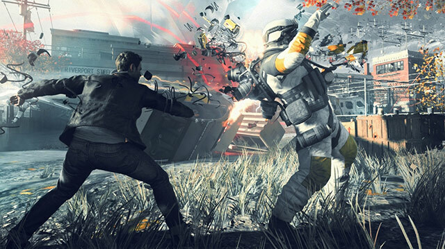 Soft Touch or Kill Everybody, Asks Quantum Break 'Junction Moment'