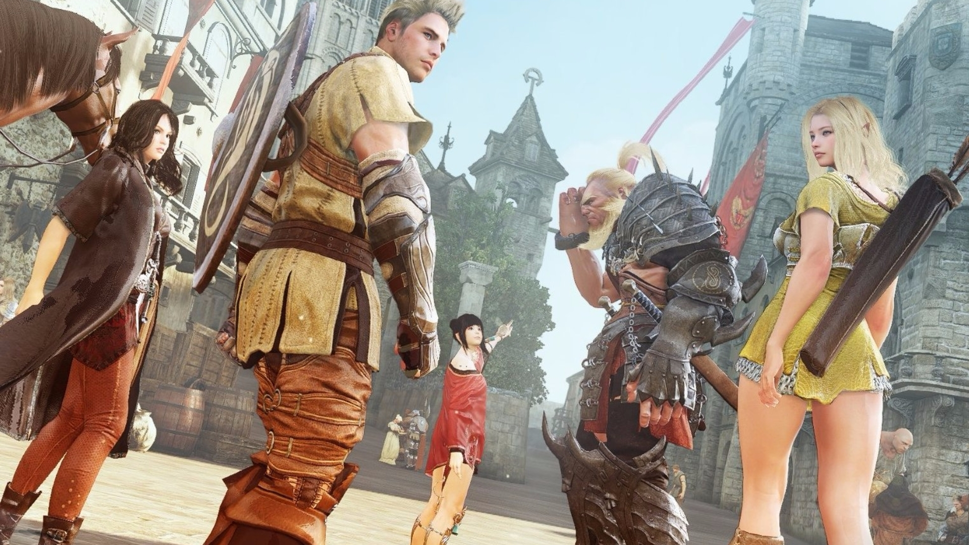 Black Desert Online's combat feels like a revolution for MMOs