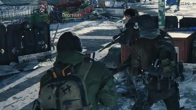 The Division's first big update looks to fix the Dark Zone