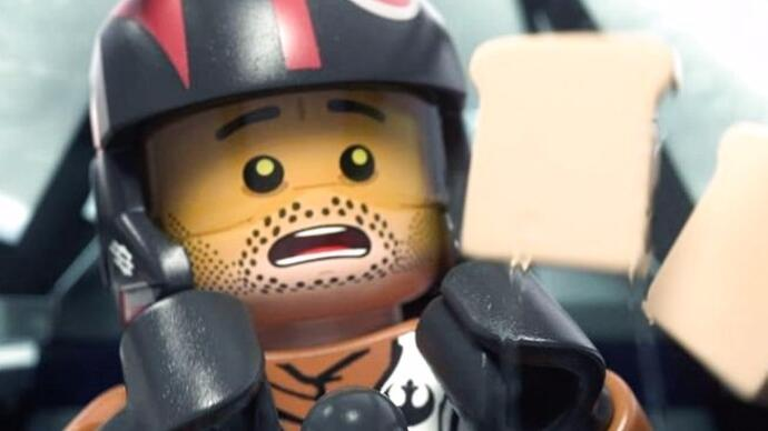 Lego Star Wars: The Force Awakens details what Poe Dameron did next