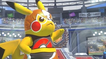 Japanese chart: Pokken Tournament is number one