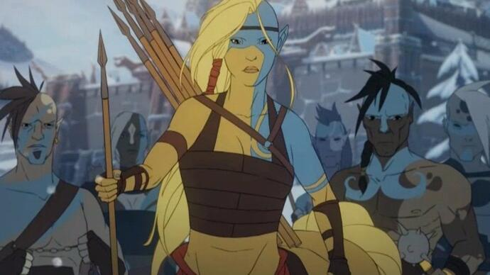 The Banner Saga 2 launch detailed