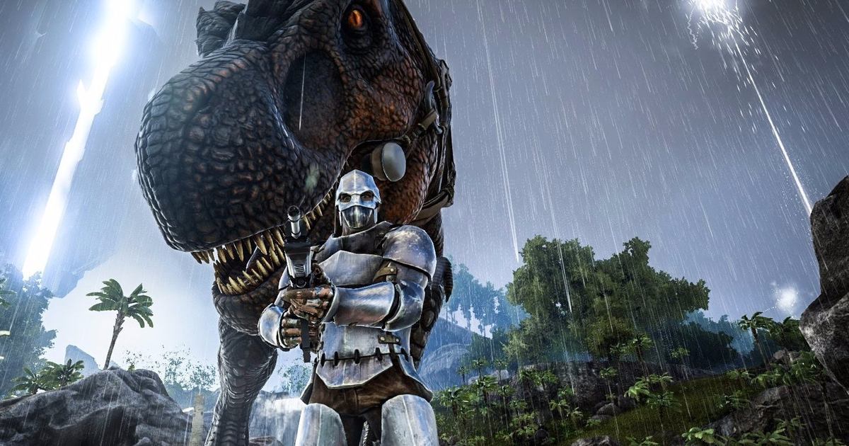 Legal troubles brewing around ark survival evolved eurogamer malvernweather Image collections