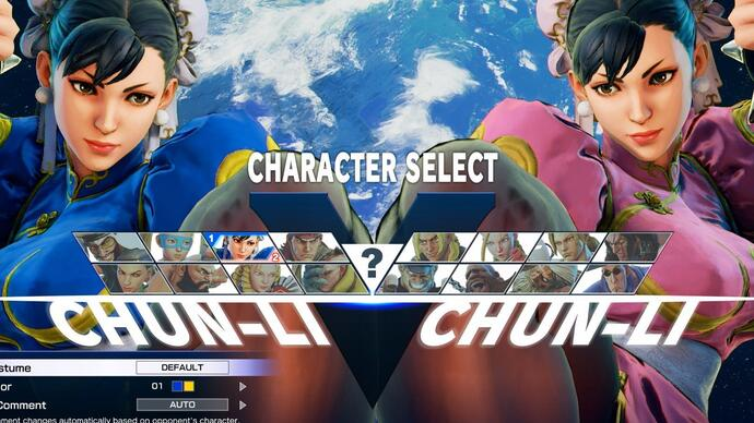 Capcom patches out Chun-Li's ridiculous boob physics