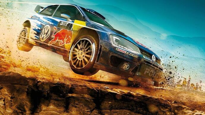 Dirt Rally consolereview