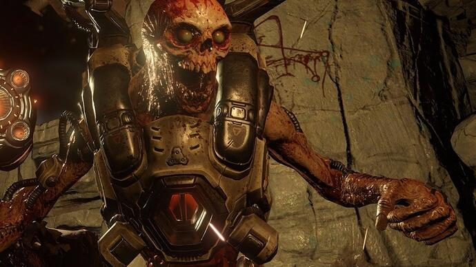 Watch: Ian's streaming ninety minutes of the DOOM closed beta at3:30pm