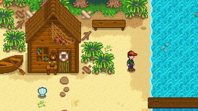 Stardew Valley update improves your marriage dialogue