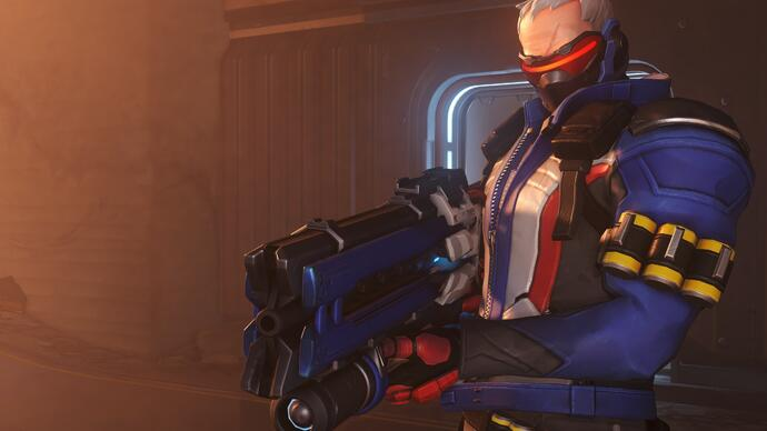 Blizzard pulls Overwatch hero after latest patch turns him invisible