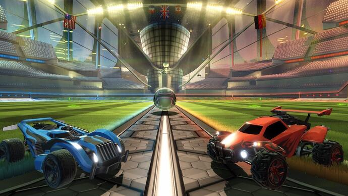 Rocket League's physical edition gets release date