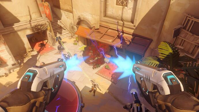 Overwatch beta adds new season-spanning Competitive Play mode