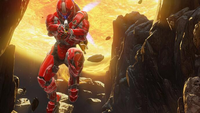 Halo 5's beefy Ghosts of Meridian update goeslive
