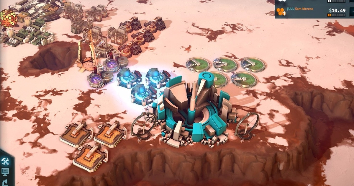 Civ 4 lead designer 39 s rts offworld trading company for Trading group