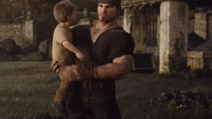 Gears of War 4 trailer channels daddy Fenix