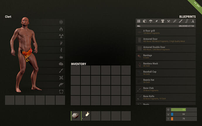 Rust Now Assigns Gender Permanently Based On Steamid