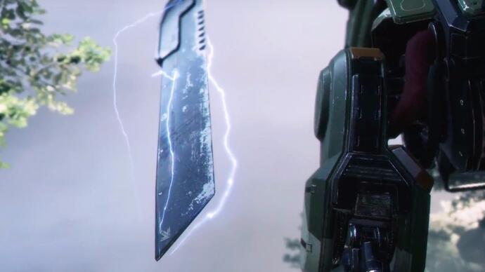 Titanfall 2 teaser trailer reveals mechs with swords