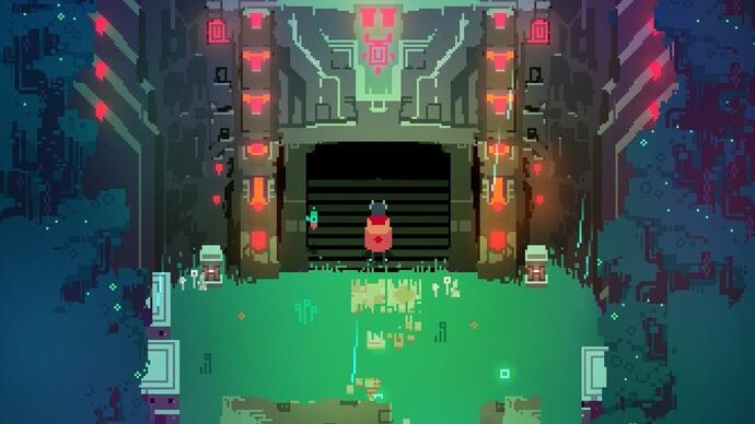 Hyper Light Drifter - Test