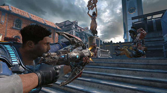 Gears of War 4 Multiplayer Gameplay Is the Same But Different