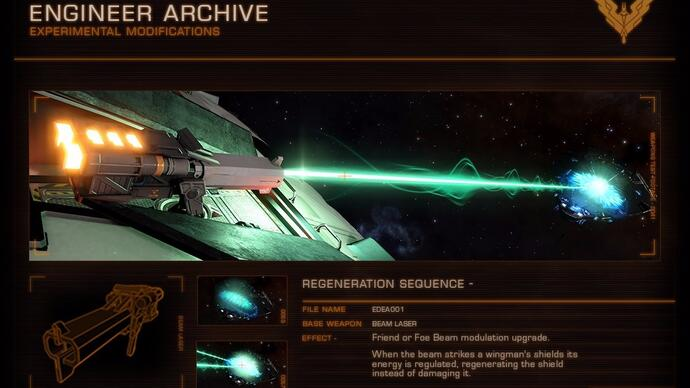 Elite Dangerous' long-awaited The Engineers expansion goes into beta next month