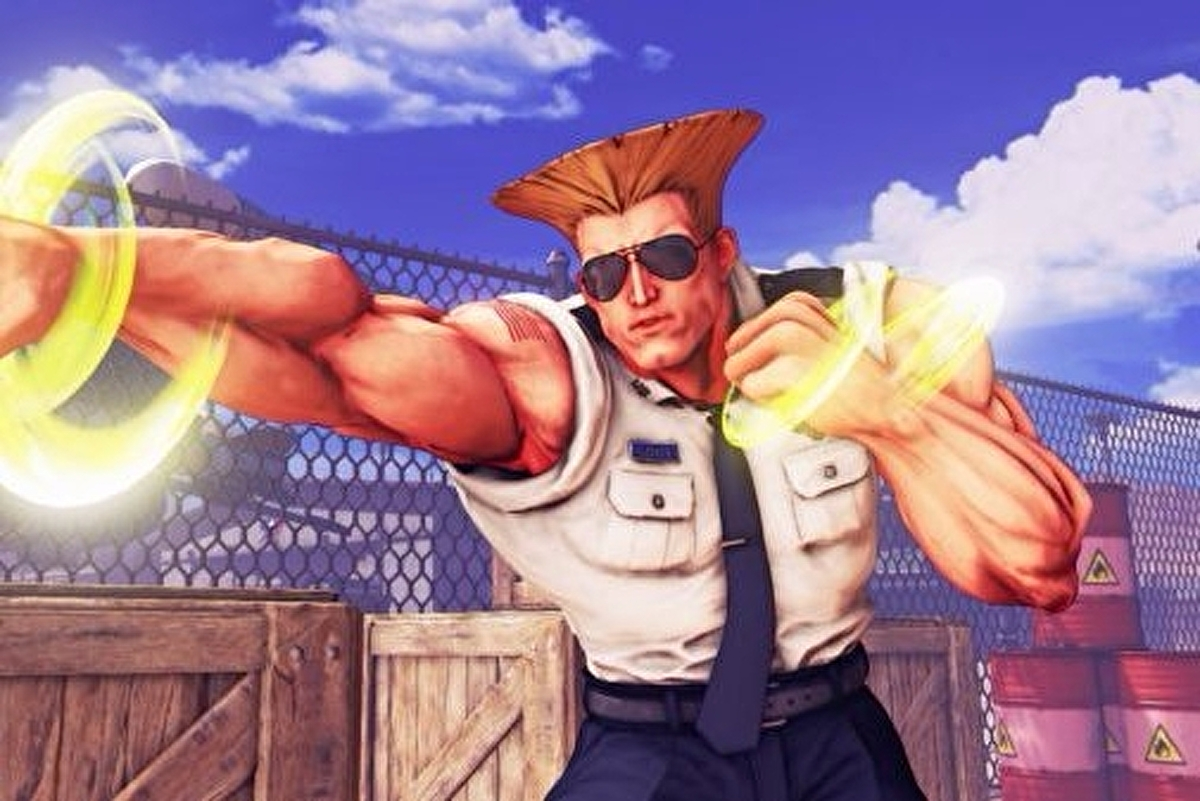 Guile Is The Next Street Fighter 5 Dlc Character Eurogamer Net