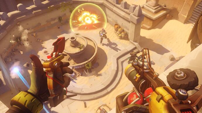 Overwatch closed beta is ending next week