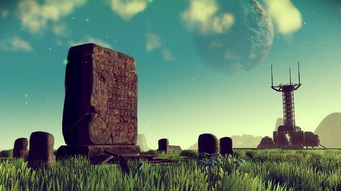 Sean Murray ci mostra No Man's Sky in un nuovo video gameplay
